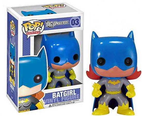 Funko DC Universe POP! Heroes Batgirl Vinyl Figure #03