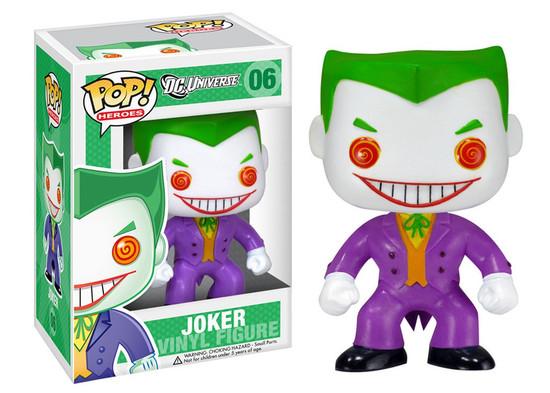 Funko DC Universe POP! Heroes The Joker Vinyl Figure #06 [DC Universe]
