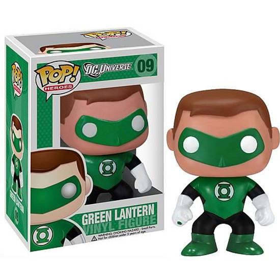 Funko DC Universe POP! Heroes Green Lantern Vinyl Figure #09