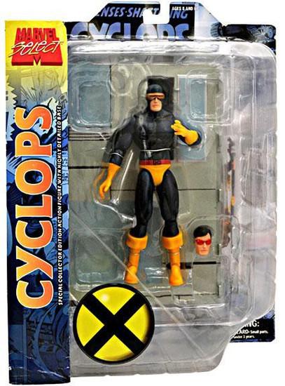 X-Men Marvel Select Cyclops Action Figure