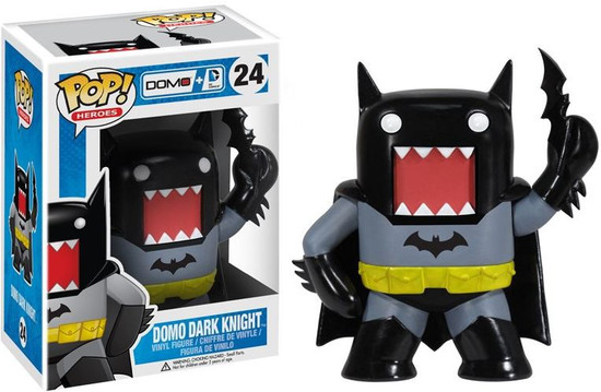 Funko POP! Heroes Domo Dark Knight Vinyl Figure #24