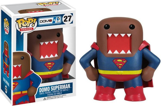 Funko POP! Heroes Domo Superman Vinyl Figure #27