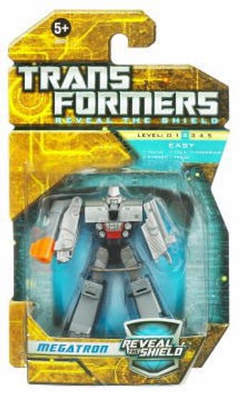 Transformers Reveal the Shield Hunt for the Decepticons Megatron Legend Legend Mini Figure