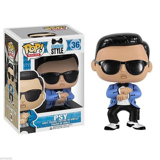 Funko Gangnam Style POP! Rocks PSY Vinyl Figure #36