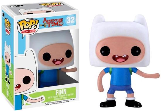 Funko Adventure Time POP! TV Finn Vinyl Figure #32