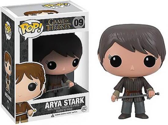 Funko Game of Thrones POP! TV Arya Stark Vinyl Figure #09