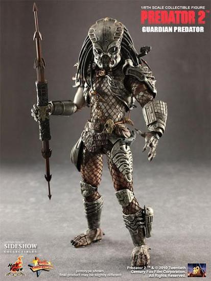 Predator 2 Movie Masterpiece Guardian Predator Exclusive Collectible Figure