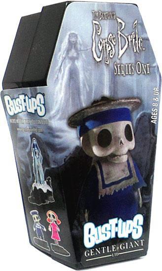 Corpse Bride Bust Ups Series 1 Skeleton Boy Bust
