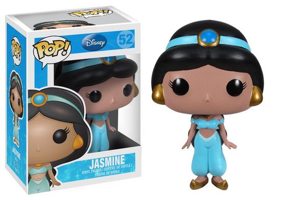 Funko Aladdin POP! Disney Jasmine Vinyl Figure #52 [Animated]