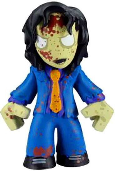 Funko The Walking Dead Mystery Minis Series 1 Bloody Tank Walker 2/24 Mystery Minifigure [Blood Splattered Loose]