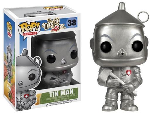 Funko The Wizard of Oz POP! Movies Tin Man Vinyl Figure #38