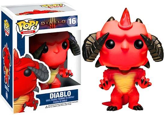 Funko Diablo III POP! Games Diablo Lord of Terror Vinyl Figure #16
