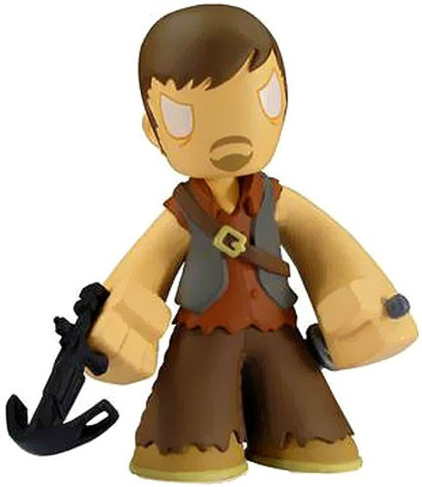 Funko The Walking Dead Mystery Minis Series 1 Daryl Dixon 2/24 Mystery Minifigure [Loose]
