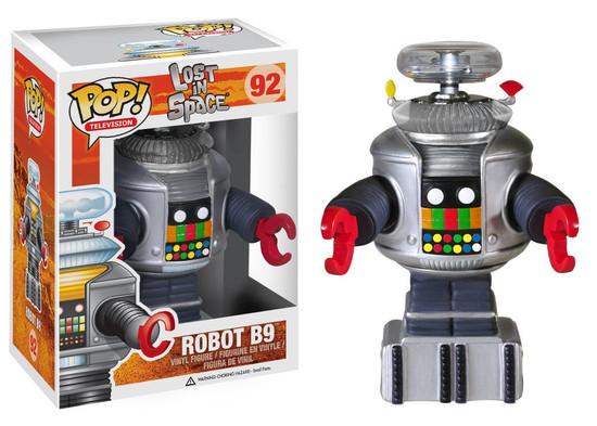 Funko Lost in Space POP! TV Robot B9 Vinyl Figure #92