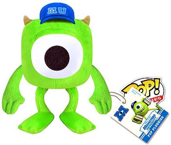 Funko Disney Monsters University Mike Wazowski Plush