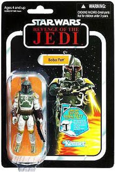 Star Wars Return of the Jedi 2011 Vintage Collection Boba Fett Action Figure #09