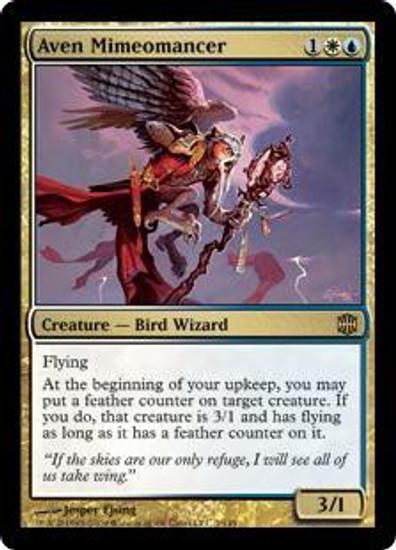 Overseer Wizard Overseer Berserker Roblox Magic The Gathering Alara Reborn Single Card Rare Aven Mimeomancer 2 Toywiz