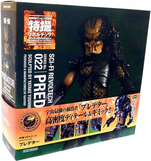 Sci-Fi Predator Action Figure #022