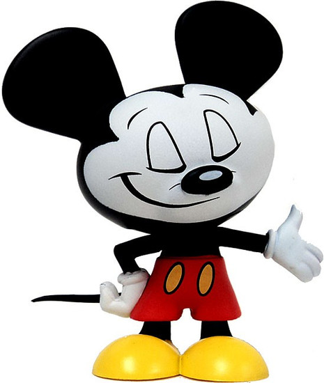 Funko Disney Mystery Minis Series 1 Mickey Mouse Mystery Minifigure [Eyes Closed, Hand Out Loose]
