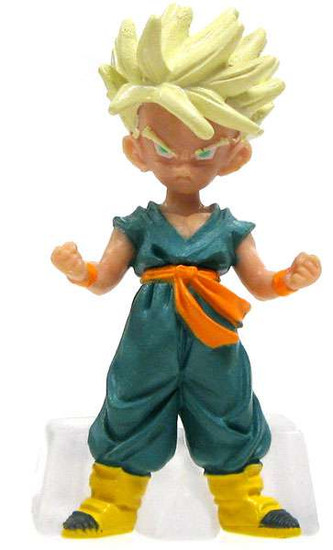 Dragon Ball Z Super Saiyan Young Trunks 2-Inch PVC Figure