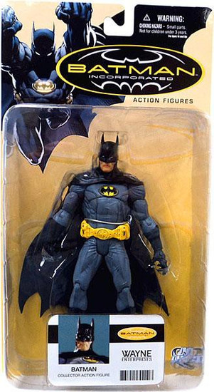 Batman Incorporated Series 1 Batman Action Figure