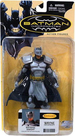 Batman Incorporated Series 1 Batman Knight Action Figure