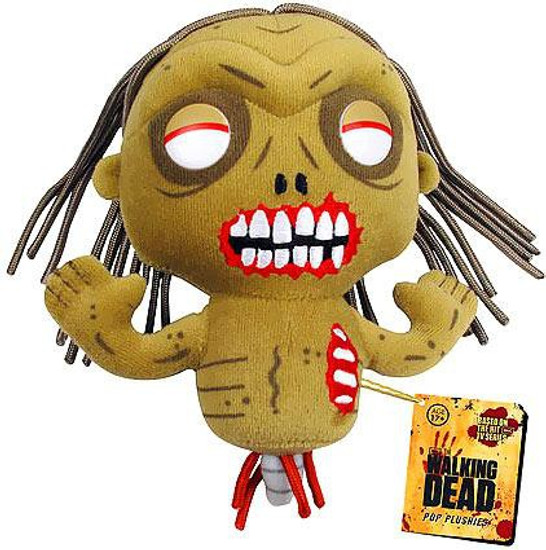 Funko The Walking Dead Bicycle Girl Zombie 5-Inch Plushie