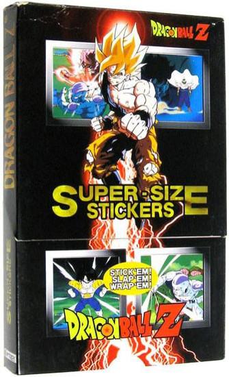 Dragon Ball Z Super-Size Sticker Box
