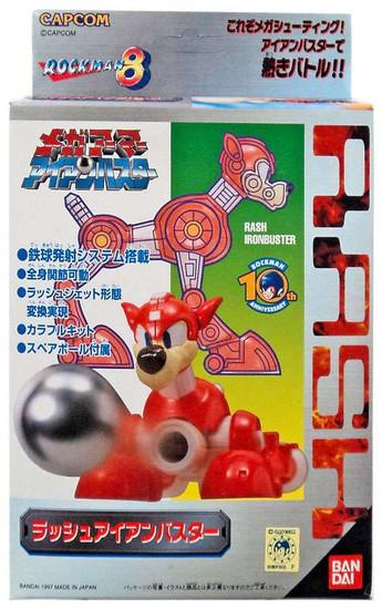 Mega Man 8 Rash Model Kit [Iron Buster]