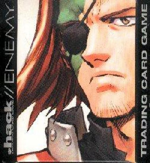 Dot .Hack/Enemy Trading Card Game Distortion Sanjuro Starter Theme Deck