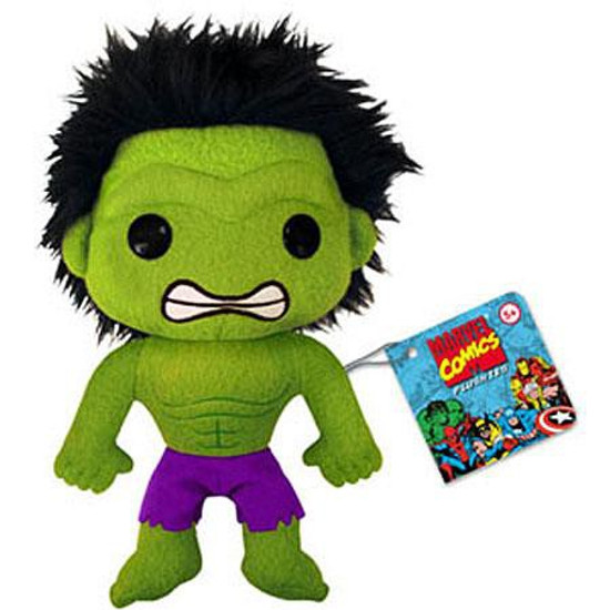Funko Marvel Hulk 5-Inch Plushie