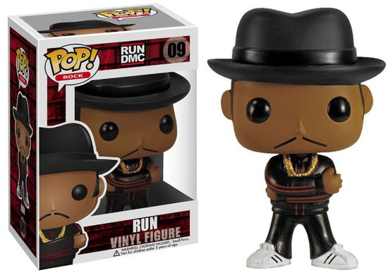 Funko Run DMC POP! Rocks Run Vinyl Figure #09