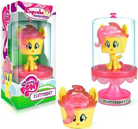 Funko My Little Pony Cupcake Keepsakes Fluttershy Cupcake Keepsake