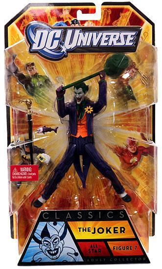 DC Universe All-Stars Classics Wave 16 The Joker Action Figure #7