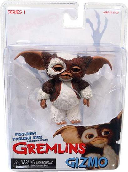NECA Gremlins Mogwais Series 1 Gizmo Action Figure