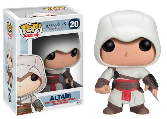 Funko Assassin's Creed POP! Games Altair Vinyl Figure #20