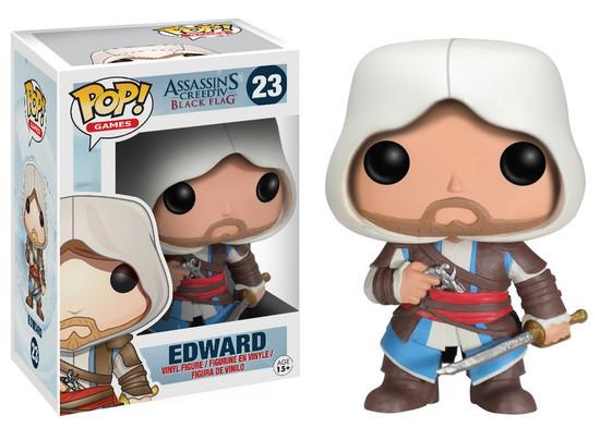 Funko Assassin's Creed POP! Games Edward Vinyl Figure #23