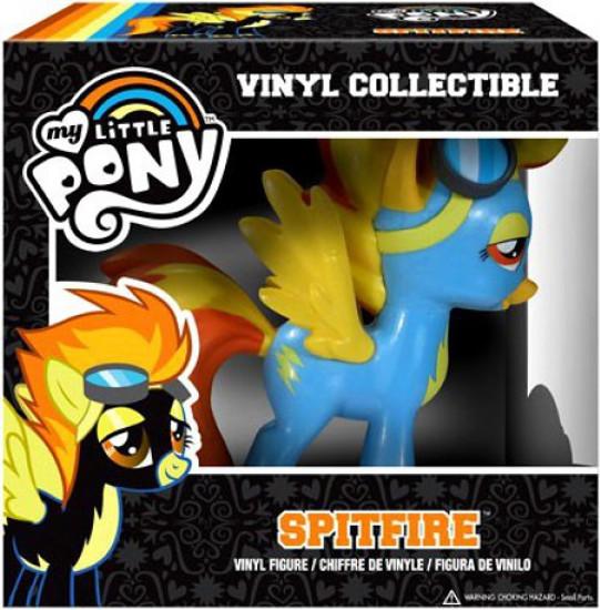 Funko My Little Pony Vinyl Collectibles Spitfire Vinyl Figure