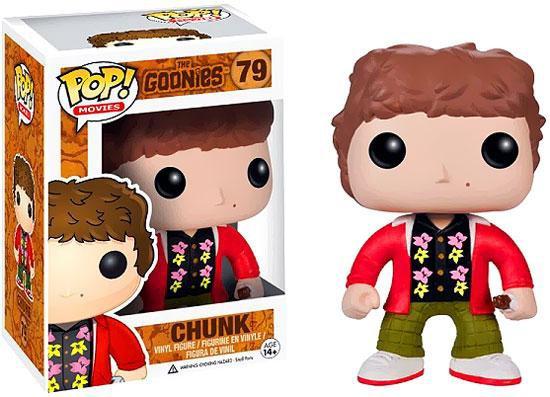Funko The Goonies POP! Movies Chunk Vinyl Figure #79