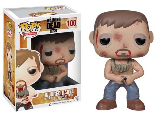 Funko The Walking Dead POP! TV Injured Daryl Dixon Vinyl Figure #100