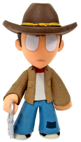 Funko The Walking Dead Mystery Minis Series 2 Carl Grimes Mystery Minifigure [Loose]