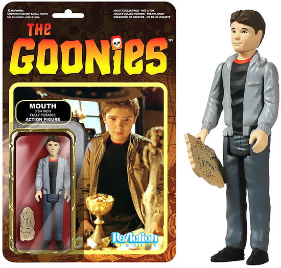 Funko The Goonies ReAction Mouth Action Figure