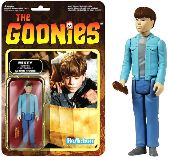 Funko The Goonies ReAction Mikey Action Figure