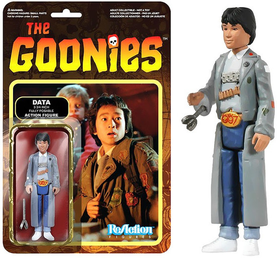 Funko The Goonies ReAction Data Action Figure