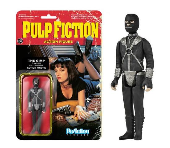 Funko Pulp Fiction ReAction The Gimp Action Figure