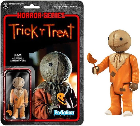 Funko Trick 'r Treat ReAction Sam Action Figure