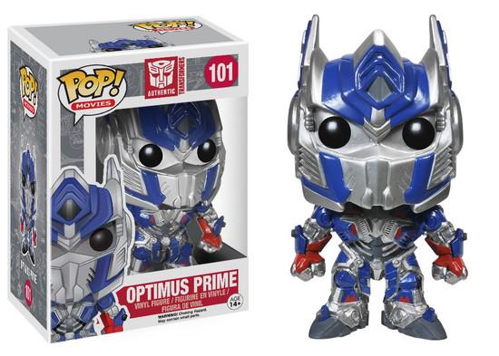 Funko Transformers Age of Extinction POP! Movies Optimus Prime Vinyl Figure #101 [Movie Version]