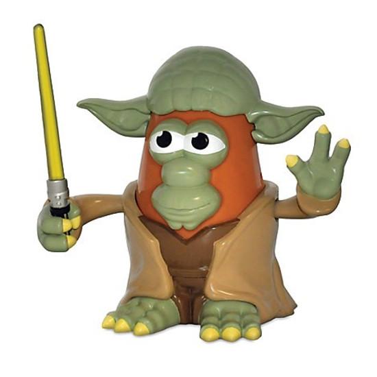 Star Wars Pop Taters Yoda Mr. Potato Head