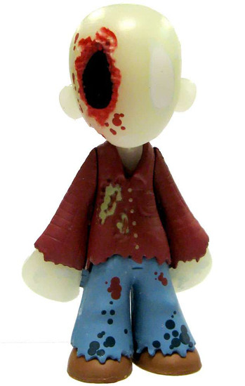 Funko The Walking Dead Mystery Minis Series 2 One-Eyed Walker 1/24 Mystery Minifigure [Glow in the Dark Version Loose]