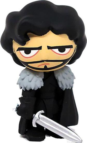 Funko Game of Thrones Series 1 Mystery Minis Jon Snow 2/24 Mystery Minifigure [Loose]